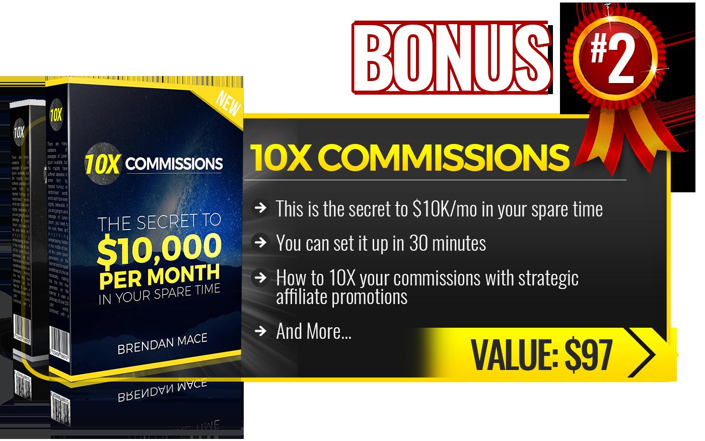 10xCommissions Bonus